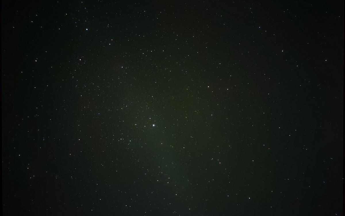 Realme X3 Superzoom Sternenmodus