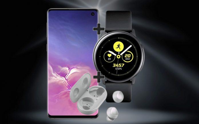Smartwatch zum Samsung Galaxy S10