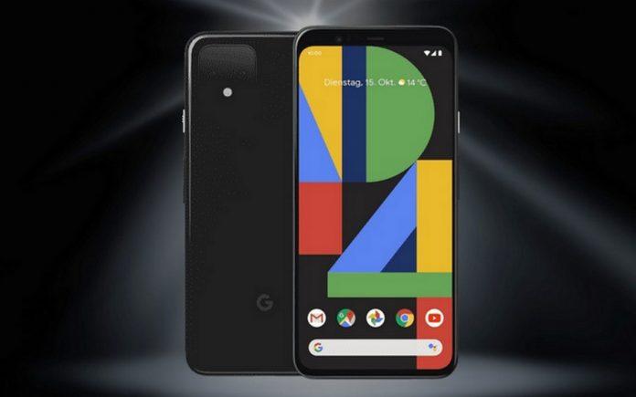 Vodafone green LTE (md) + Google Pixel 4