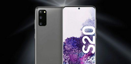 Vodafone Smart L Plus + Samsung Galaxy S20 (5G)