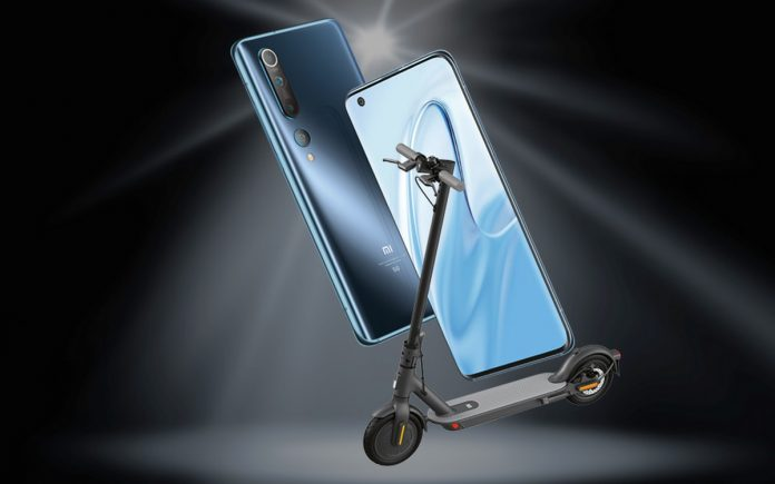 Xiaomi Mi Scooter gratis