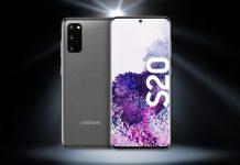 o2 Free M + Samsung Galaxy S20
