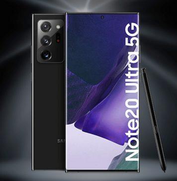 o2 Free Unlimited Max + Samsung Galaxy Note 20 Ultra