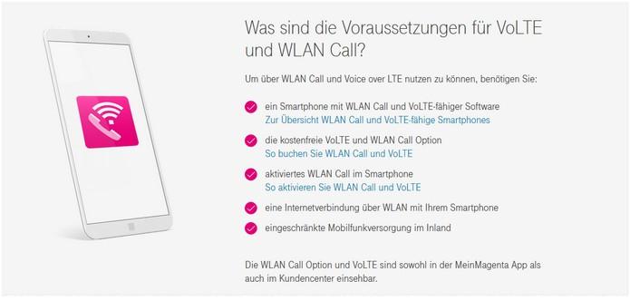 Telekom WLAN-Calling