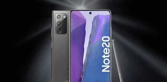 Vodafone Smart L Plus + Samsung Galaxy Note 20
