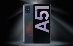Blau Allnet-Flat + Samsung Galaxy A51