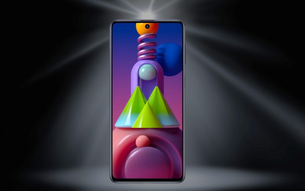 Blau Allnet-Flat + Samsung Galaxy M51