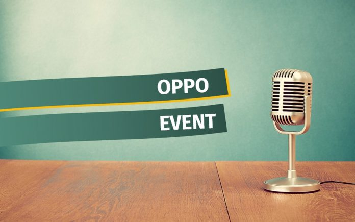 Oppo Event