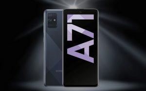 otelo Allnet-Flat + Samsung Galaxy A71