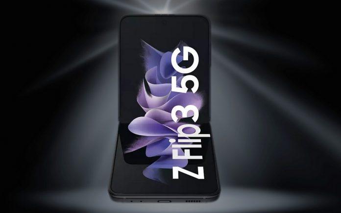 Vodafone green LTE Tarif mit Samsung Galaxy Z Flip 3 5G
