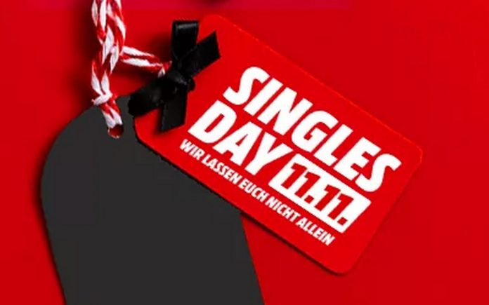 Media Markt Singles' Day