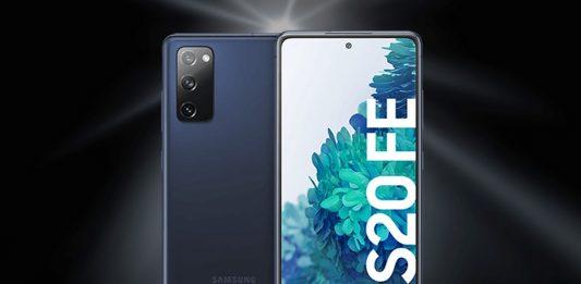 o2 Blue All-in M mit Samsung Galaxy S20 FE (4G)