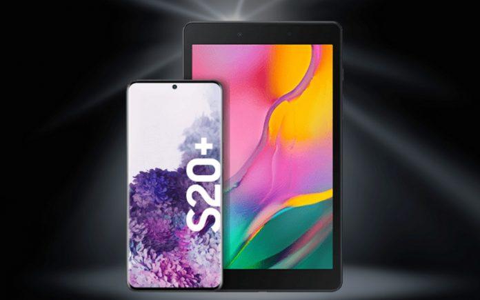 o2 Free Unlimited mit Samsung Galaxy S20 Plus
