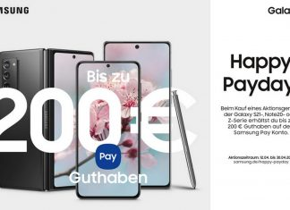 Samsung Happy Payday