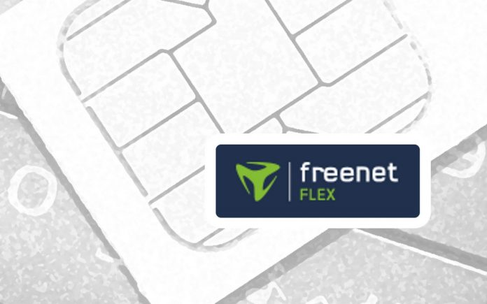 App-basierte Freenet FLEX Tarife im Vodafone Netz gestartet