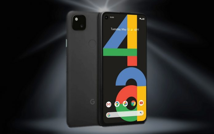 Blau Allnet-Flat + Google Pixel 4a