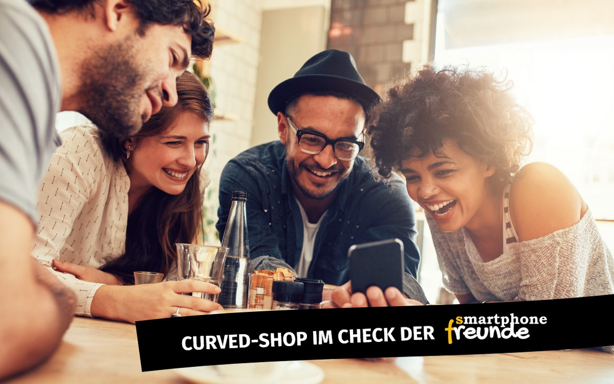 curved-Shop im Test