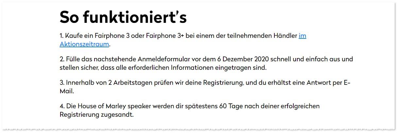Fairphone Bluetooth-Lautsprecher
