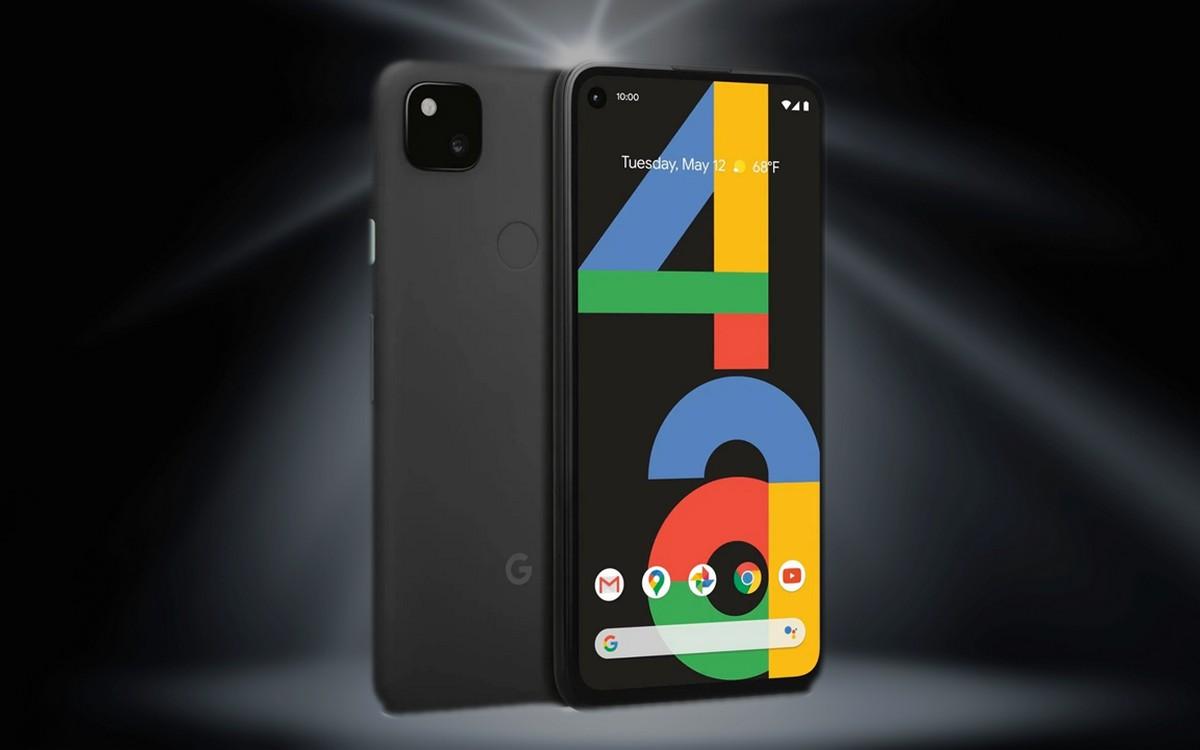 Klarmobil Google Pixel 4a