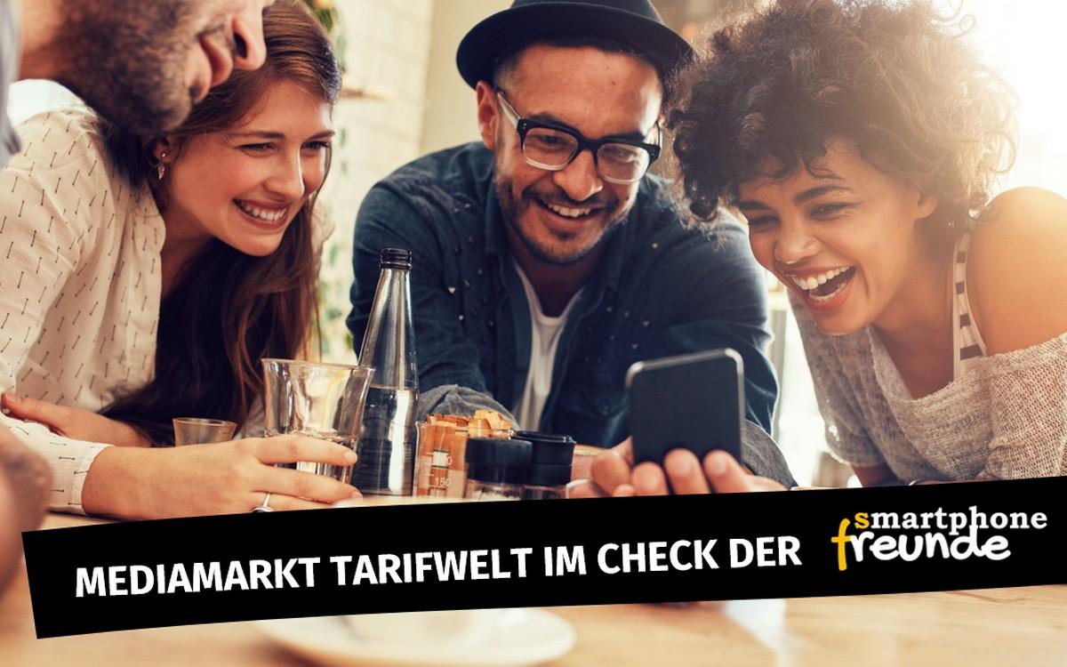 Media Markt Tarifwelt im Test
