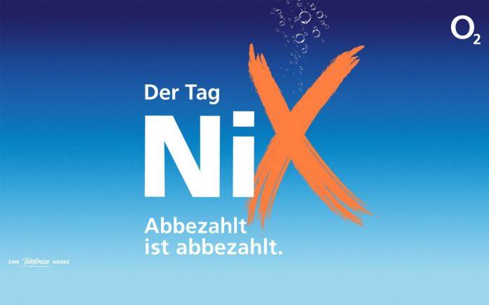 o2 Tag Nix