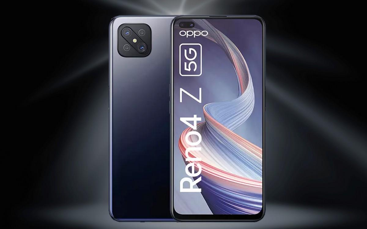 Oppo Reno4 Z 5G mit Vertrag