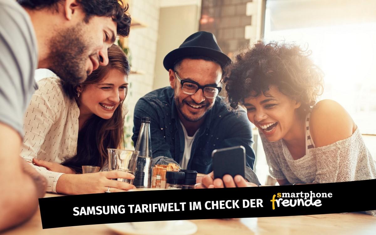 Samsung Tarifwelt im Test