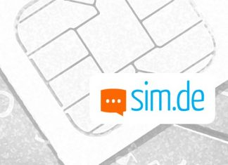 sim.de LTE All 16 GB