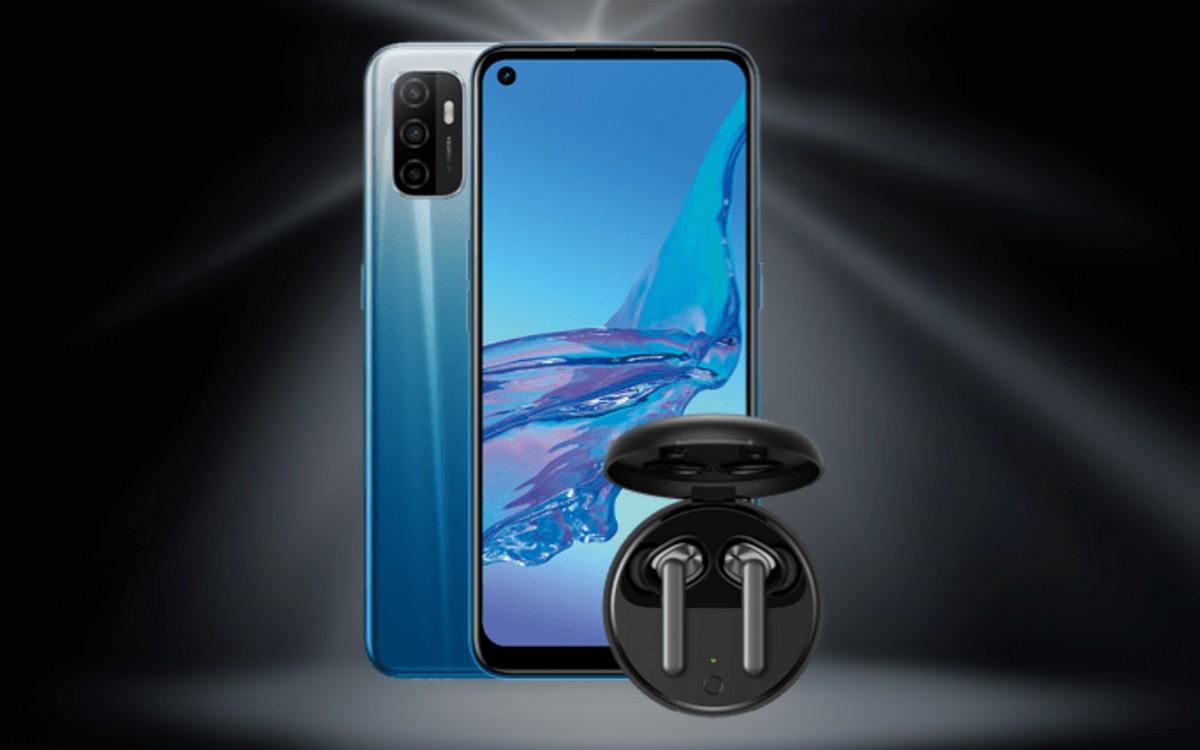 Blau Allnet-Flat + Oppo A53s