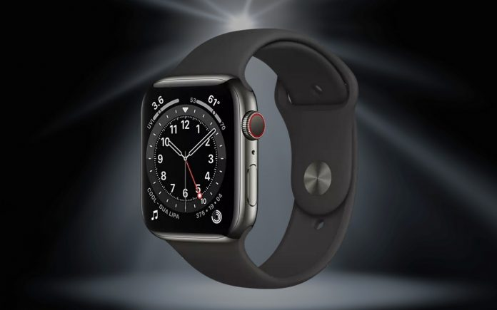 congstar Allnet-Flat + Apple Watch Series 6