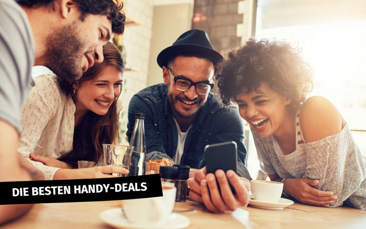 Beste Handy-Deals im Check