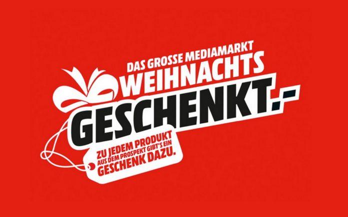 Die Media Markt Weihnachtsgeschenkt Aktion hat Tradition, findet gefühlt jedes Jahr vorm Fest statt