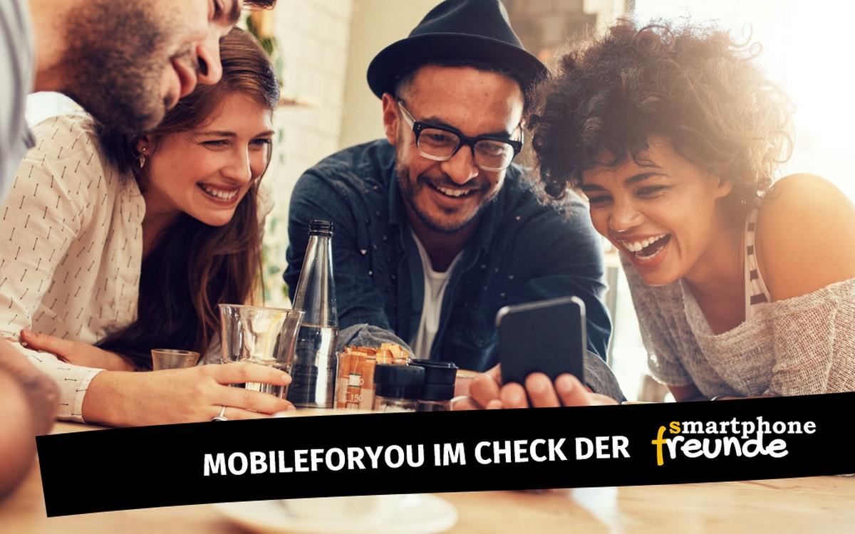 mobileforyou im Test