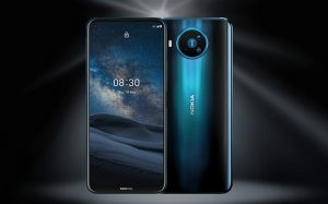 o2 Blue All-in M + Nokia 8.3 (5G)