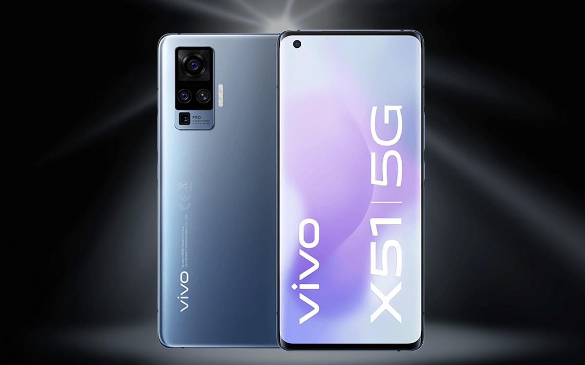 o2 Blue All-in M + vivo X51 (5G)