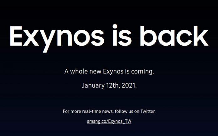 Samsung Exynos is Back
