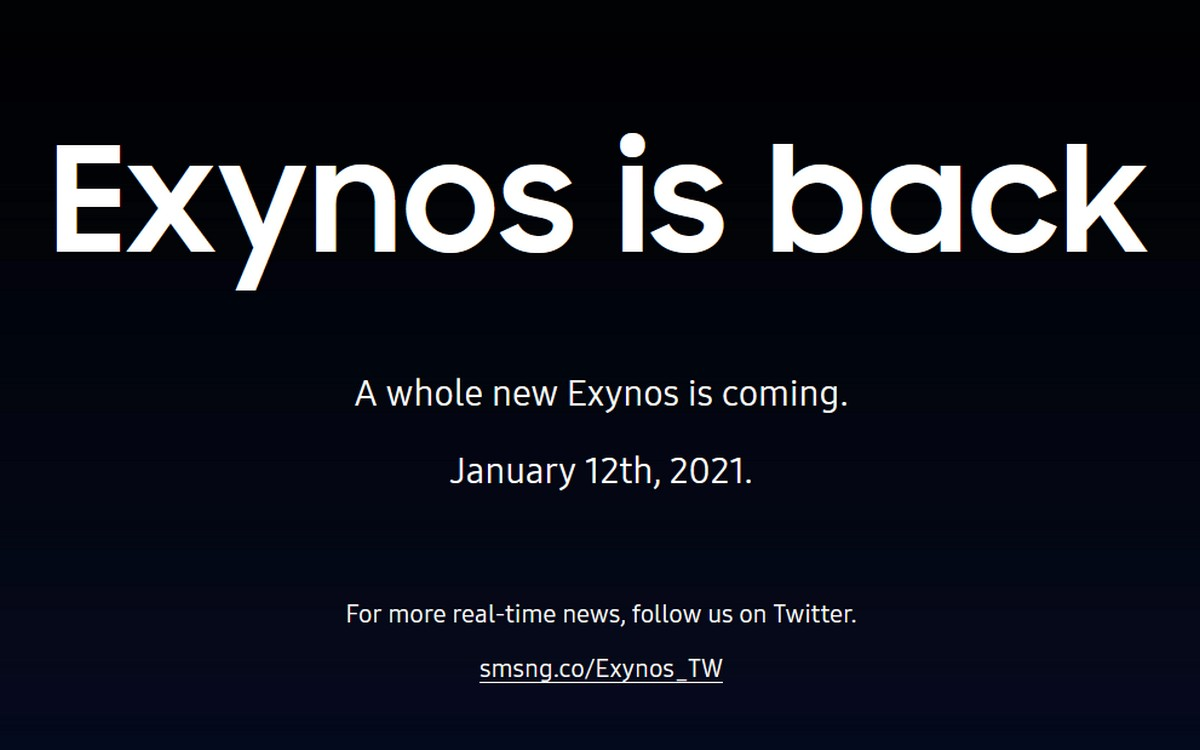 Samsung Exynos is Back