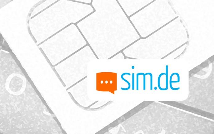 Als sim.de Weihnachtsaktion holst du dir die sim.de LTE All 5 GB für 5,99 € im Monat - bis max. 27.12.2020