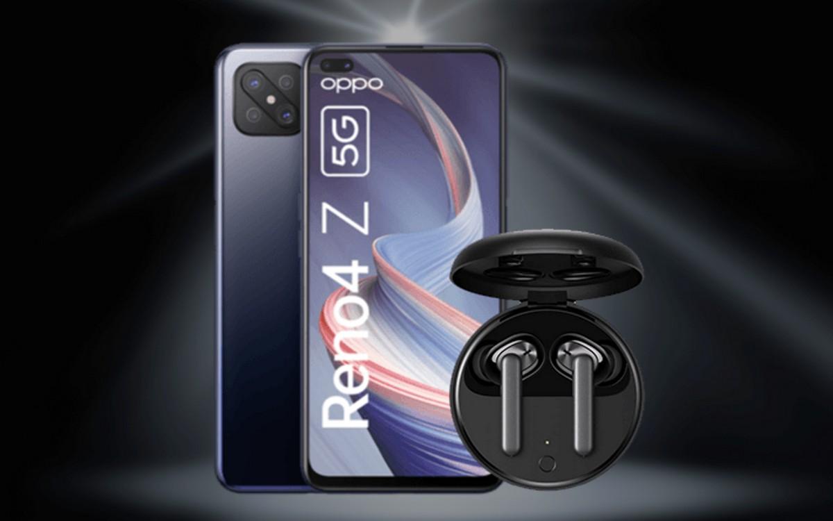 Blau Allnet-Flat + Oppo Reno4 Z 5G