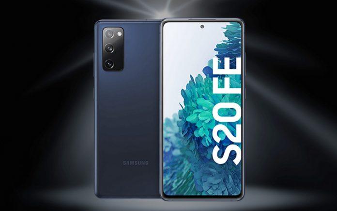 Blau Allnet Flat mit Samsung Galaxy S20 FE