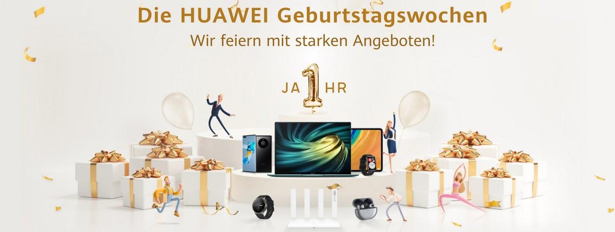 Huawei Geburtstagsangebote