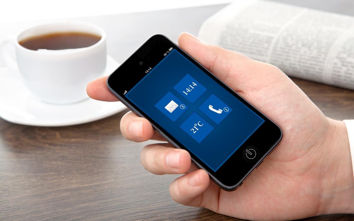 Mein o2 App
