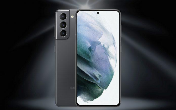 o2 Free L mit Samsung Galaxy S21