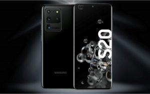 o2 Free M mit Samsung Galaxy S20 Ultra