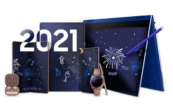 Die Samsung Neujahrsangebote 2021 bringen dir als Neujahrsaktion 21% Rabatt bis 12. Januar