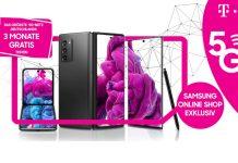 Der Samsung Online-Shop treibt die Telekom Magenta Try & Buy Aktion auf die Spitze