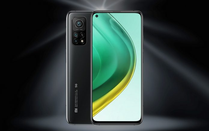 Vodafone Green Xiaomi Mi 10T Pro