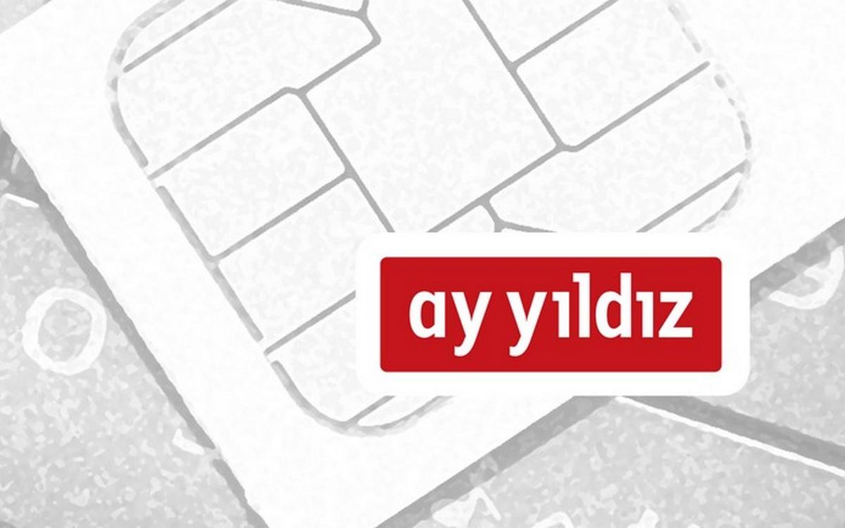 Ay Yildiz Prepaid Tarife