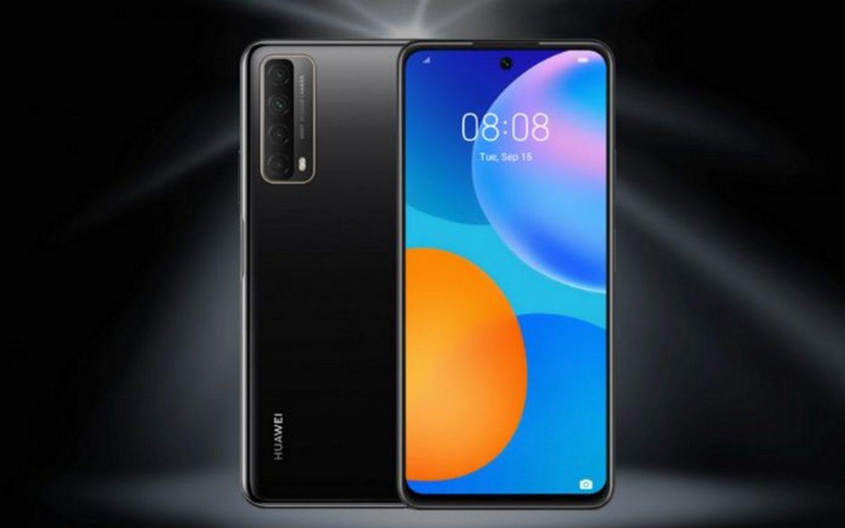Blau Allnet-Flat mit Huawei P Smart 2021