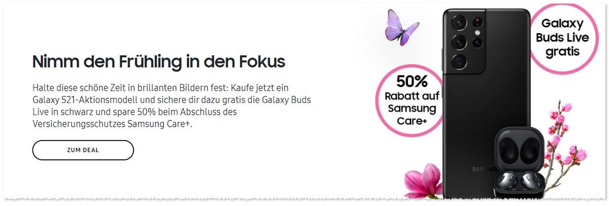 Galaxy Week Angebot